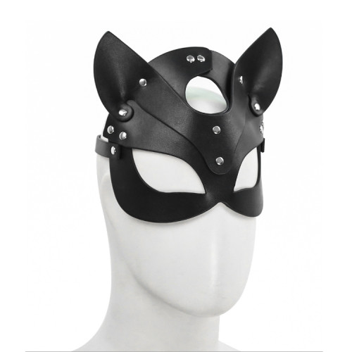 Cat sharp-eared mask