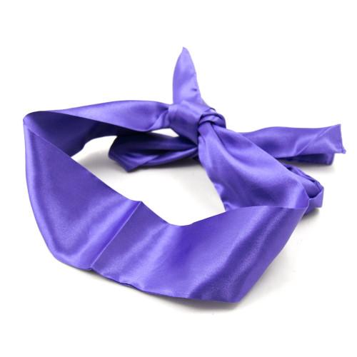 Violet Blindfold mask