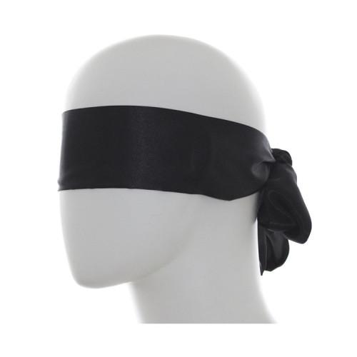 Black Blindfold mask