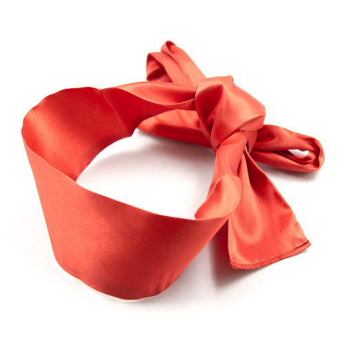 Red Blindfold mask