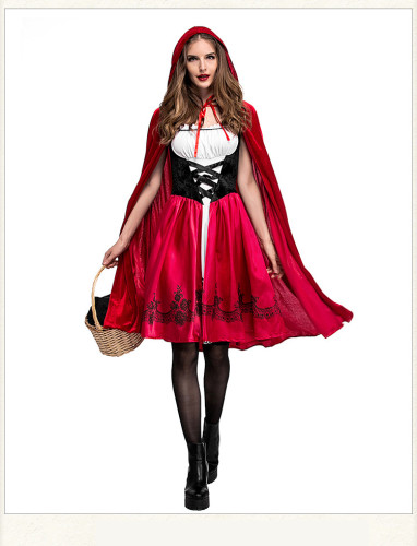 Little Red Riding Hood Clothing