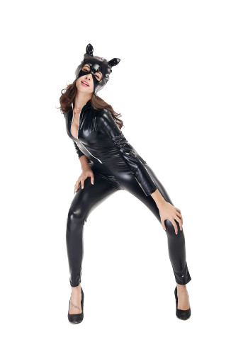 Cat Girl Patent Leather