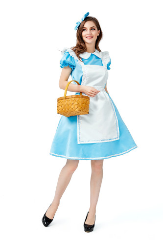 Maid cos clothes