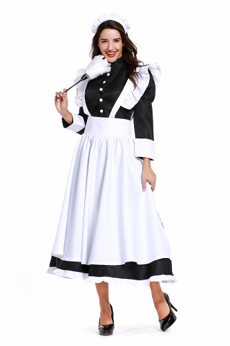 Chef Maid Costume