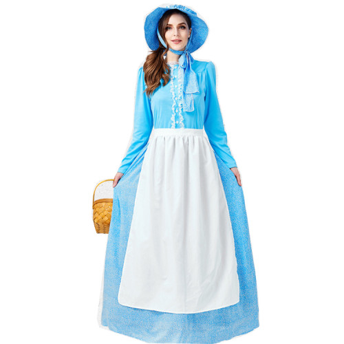 Fairy tale rural style women's clothing