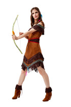 Indian archer costume