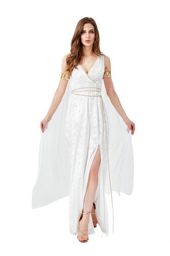 cosplay goddess dress