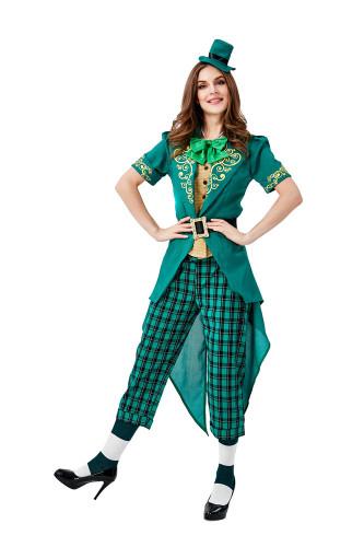 Irish Leprechaun Dress Up