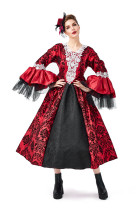 Medieval vintage court dress skirt gothic