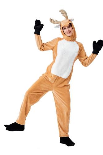 Animal costume elk costume