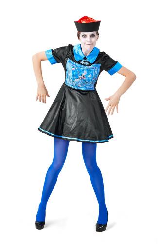 Female zombie costume