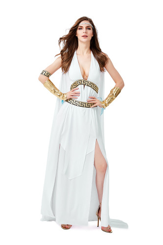 Ancient Roman Greek Mythology Goddess Costume