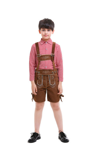 Children's Oktoberfest costume
