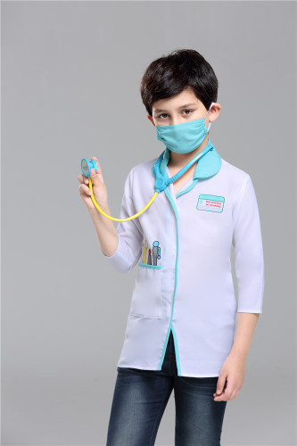 Children's doctor role-playing clothes
