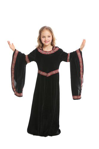 Black vampire Children's clothing