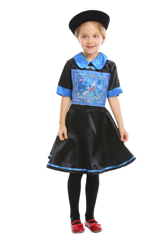 Children's Zombie Cosplay Costume