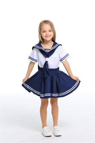 Children's Navy Sailor Uniform
