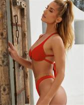 Red Banded Bikini