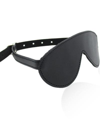Blindfolded blindfold mask