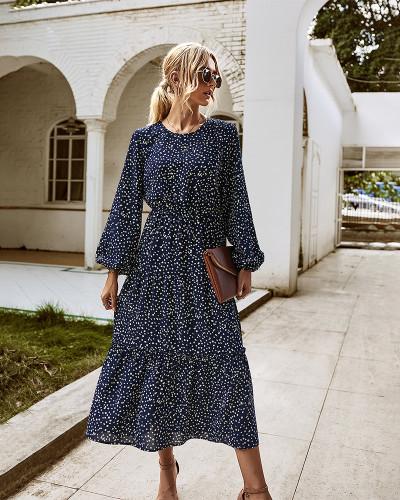 Blue Elegant dress