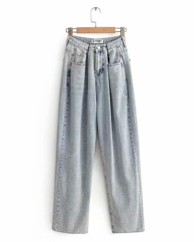 Light Blue Jeans trousers