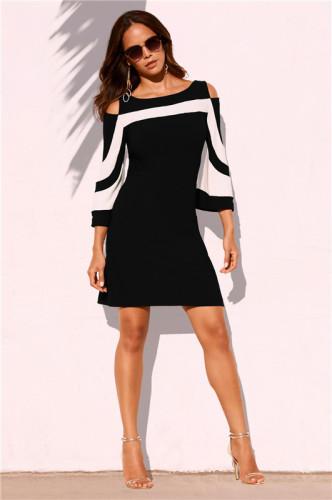 Black Fashion sexy dress