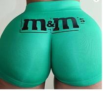 Popular Sport Gym Wear Buttock Lifting Shorts MM-2011