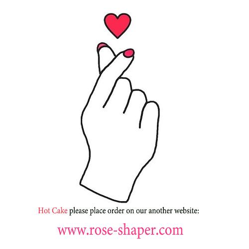 Hot Cake on Rose-Shaper COM