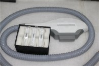 Copy IPL handle/handpiece with 3 IPL filters for beauty equipment cheap price