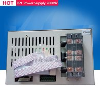 model dz top quality 2000w IPL Power Supply for beauty  IPL SHR laser hair removal machine