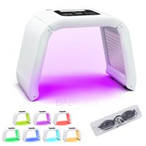 Pro 7 Colors LED Photon Mask Light Therapy PDT Lamp Beauty Machine Treatment Skin Tighten Acne Remover Wrinkle Skin Rejuvenation