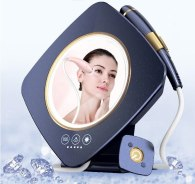 Magic Eye Quantum Lifting Instrument Professional RF Face Eye Skin Masaager Rejuvenation Anti-wrinkle Beauty Machine