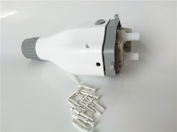 laser hand pieces connector , laser handpiece connector ,aesthetic lasers connector