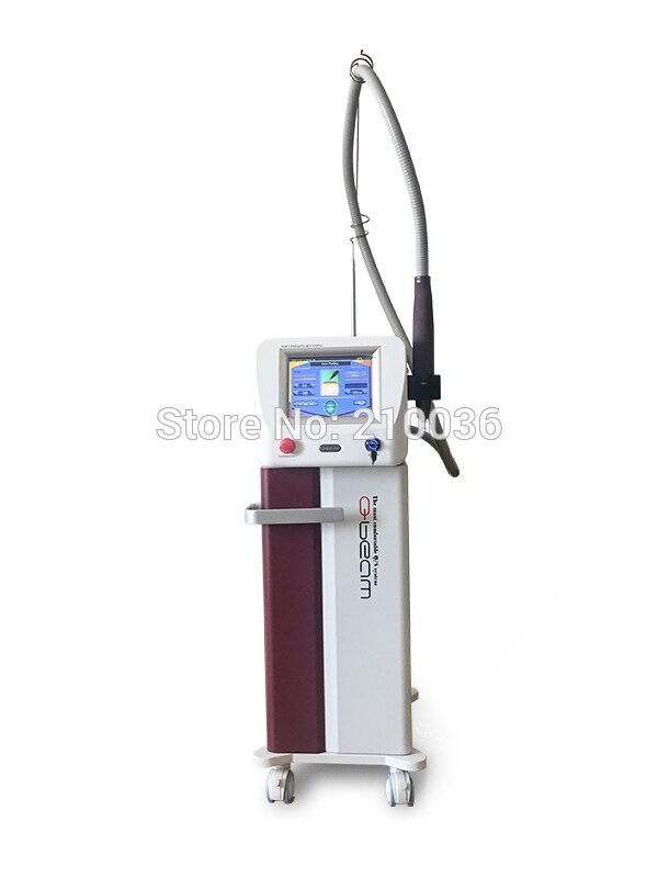 Nd yag laser tattoo remnoval machine laser peeling high energy