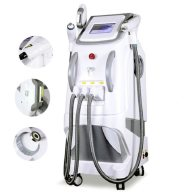 3 in 1  IPL SHR machine Tattoo Removal Machine Nd Yag Laser