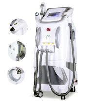 3 in 1  IPL SHR machine Tattoo Removal Machine Nd Yag Laser