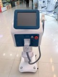 professional 600W Macro channel 808 diode laser hair removal machine painless with CE hair removal laser