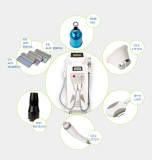 Professional 3 in 1 OPT+RF+ ND YAG Laser Tattoo Removal machine for Hair Removal