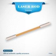 5*85mm ND YAG laser rod good quality used for ND YAG laser handle on sale