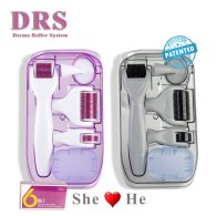 Derma Roller 6 in 1 Beauty Face Body Skin Micr Cleaner Care System Derma Roller Hair Loss Treatment MTS CE ISO Approved