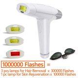 Lescolton 2in1 IPL Laser Hair Removal Machine Laser Epilator Hair Removal Permanent Bikini Trimmer Electric depilador a laser