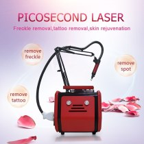 Picosure laser beauty machine ND YAG laser tattoo remover picosecond freckle removal spots remover 755 1320 1064 532nm laser