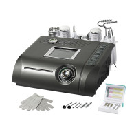 7 in 1 multi-function ultrasonic beauty machine micro-current bio facial lifting demerbrasion skin clean device