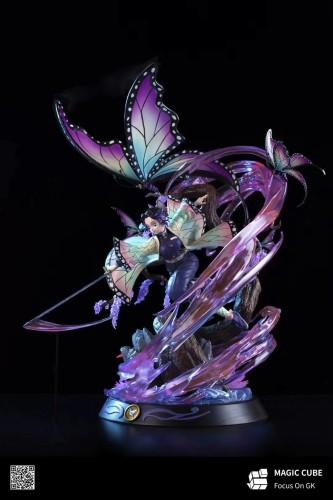 【In Stock】Magic Cube Studio Demon Slayer: Kimetsu no Yaiba Kochou Shinobu Resin Statue