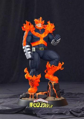 【In Stock】RC Studio My Hero Academia Endeavour resin statue
