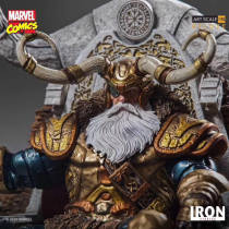 【Preorder】Iron Studios Marvel Odin resin statue's post card