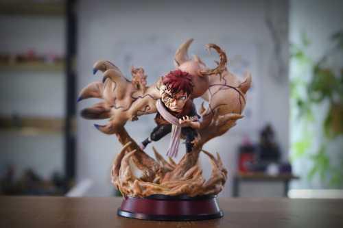【In Stock】G5 Studio NARUTO Gaara Shukaku form WCF scale resin statue