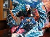 【In Stock】F3 Studio ONE-PIECE Trafalgar Law 1/6 resin statue