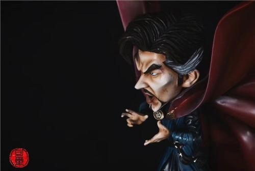 【In Stock】Cola Customize Marvel  Doctor Strange SD scale resin statue
