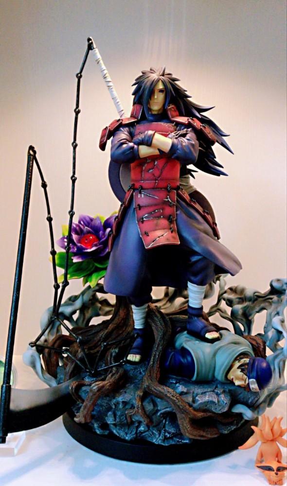 Naruto Uchiha Madara Resin Figure ZH Studio In Stock 1//6 Scale Anime Sculpture
